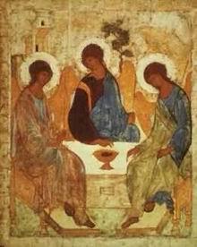 Tres ángeles