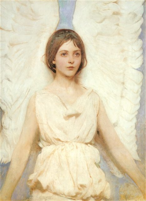 UN ANGEL (A)