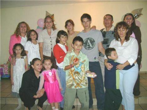 Cumpleaños de los niños de Laura Ruiz Alvarez