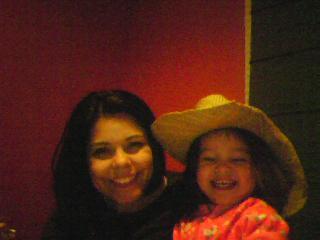 Regocijada convivencia, los hijitos de Evangelina Esqueda