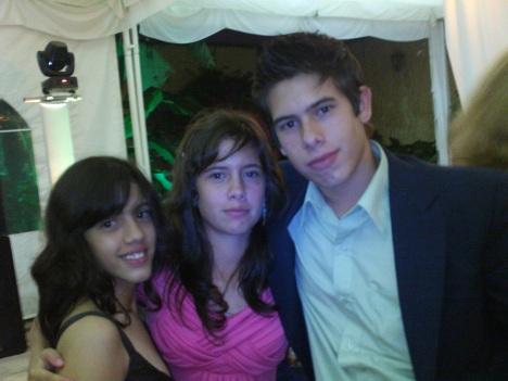Hijos de Maribel Ruíz Alvarez