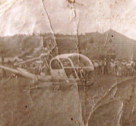 Helicóptero en Ziqui