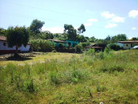 Amplia explanada, en Los Guanumos