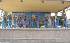 Banda de música de Santa Fe del Río, municipio de PENJAMILLO