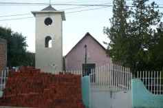 El Platanal 18, capilla