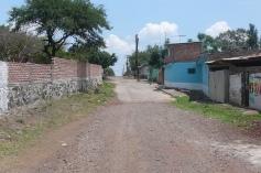 Los sFresnos, calle principal
