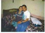 Algo del recuerdo, doña Margarita Mejia y su nieto Martín