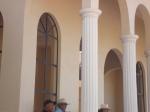 Columnas en elatrio