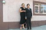 Silvina Mora Martínez y Petrita Martínez Campos