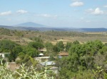 El Cerro de La Piedad, visto desde La Penca. Foto de Silviano
