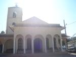 El templo, fachada