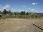 Esta cerca es lo qaue quedaba (2006) del viejo corral de los toros en el barrio, ahora poblado, en terrenos que fueran de ElConsejo. Foto de Silviano