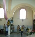 Mariachi Macías de La Piedad, durante la misa