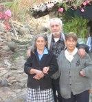 Otra foto de Chepa, Silviano y Lucre. Foto de Emmanuel