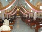 Poco antes de la misa