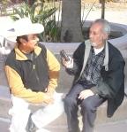 Salvador Salgado Magaña, proporciona datos a Silviano