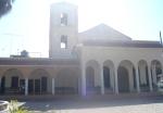 Templo con parte del atrio