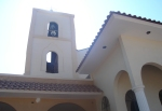 Templo con su atrio