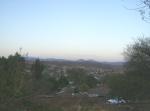 Ziquítaro, calles y paisajes, 17. Mañanita del día 12, desde Los Nopales Altos rumbo a La Penca