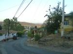 Ziquítaro, calles y paisajes, 29. Mañanita del día 12, en pleno barrio de Nopales Altos, hacia el Poniente