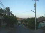 Ziquítaro, calles y paisajes, 33. Mañanita del día 12