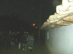 Ziquítaro, calles y paisajes, 4. Mañanita del día 12, luceros junrto a tejado
