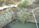 Ziquítaro, calles y paisajes, 50. Mañanita del día 12. Aquí nace el agua,hay otro venero pero otros que brotaban enlas aguas, quedaron tapados