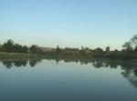 Ziquítaro, calles y paisajes, 54. Mañanita del día 12, el espejo de la presa