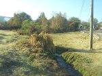 Ziquítaro, calles y paisajes, 66. Mañanita del día 12, paraje cercano a la Ojo de Agua, en El Llano