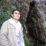 Ziquítaro, calles y paisajes, 83. Emmanuel, en El Chorro