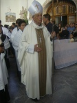 La Piedad. La despedida, 35. Monseñor Alberto Suárez Inda