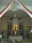 El templo, interiores antes de la celebración, 8