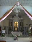 El templo, interiores antes de la celebración, 7