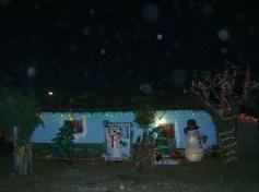 Ecos navideños, el 11 de enero,, en casa de la familia Ventura