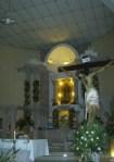 El templo, interiores antes de la celebración, 4