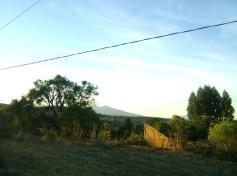Panorama desde Los Nopales Altos