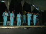 La serenata, 91.Otra toma de la banda de Ichán, durante el baile-serenata